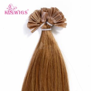 Best Quality Brazilian Virgin Remy Keratin Hair Extension pictures & photos