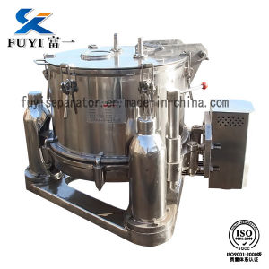 PS Top Discharge Centrifuge for Plastic Raw Material pictures & photos