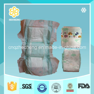 PE Film Diapers Disposable for Baby pictures & photos