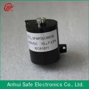 Resin Capacitor Metallized Film IGBT Snubber Capacitor pictures & photos