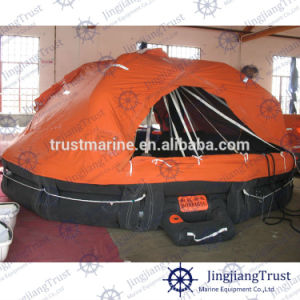 Throw Overboard Cheap Inflatable Life Raft Price pictures & photos