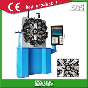 CNC Universal Wire Spring Bending Coiling Forming Machine pictures & photos