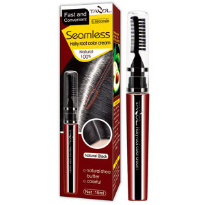 100% Grey Hair Cover Mascara Hair Dye with Black and Brown Color pictures & photos