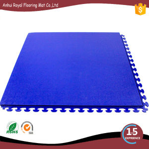 Interlocking Garage Flooring Tile Anti Slip Vinyl Floor Mat