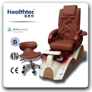 Ancetone-Proof UV Finishing Salon Hydraulic Chair (A302-2802) pictures & photos