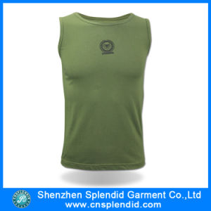 High Quality Mens Cheap Cotton Plain Muscle Tank Top Wholesale
