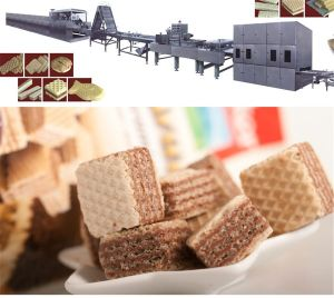 Industrial Full Automatic Wafer Machine pictures & photos