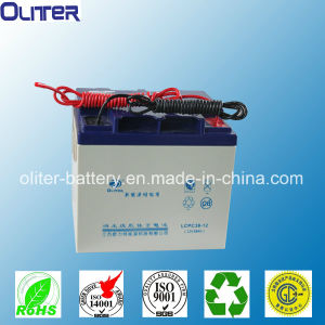 Maintenance Free VRLA UPS Battery for New Power System 12V38ah