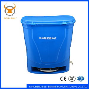 Ce Approved Garden Tool Electric Fertilizer Spreader (TW-S26)