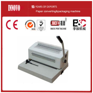 High Quality Comb Binding Machine (ZX-2088A) pictures & photos