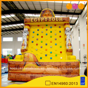 Inflatable Egyptian Tour Rock Climb (AQ01102) pictures & photos