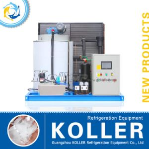 Hot-Sale Flake Ice Machine Equipped with German Bock Compressor High Quality pictures & photos