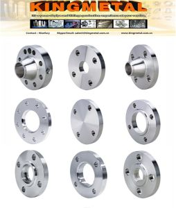 Stainless Steel Welding Neck 150lbs Threaded Forged Flanges pictures & photos