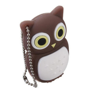 New Owl Cartoon Model USB 2.0 Memory Stick Flash Drive pictures & photos
