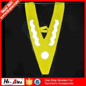 Yearly Output 10 Million Items High Intensity Reflective Safety Vest pictures & photos