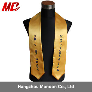 Wholesale Best Seller Imprinted Graduation Stoles pictures & photos