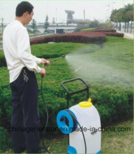 Ce Approved Garden Tool Electric Fertilizer Spreader (TW-S26) pictures & photos