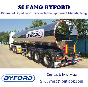 Sifang Byford Milk Tanker