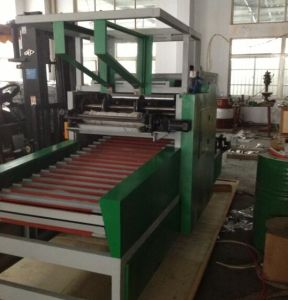 Aluminium Foil Wrapping and Cutting Machine pictures & photos