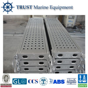Height Limit Construction Steel Scaffold Board pictures & photos