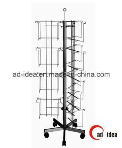 Metal Display Cabinet/Display with ISO9001 Certification (NV-JI9) pictures & photos