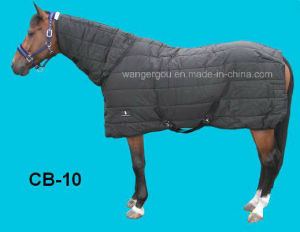 100% Cotton, Horse Rug, Quilting Design (CB-10) pictures & photos
