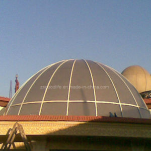 Good Quality Polycarbonate Covering, Polycarbonate Dome, Polycarbonate Cabins pictures & photos
