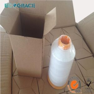 Ecograce Chemical Industry Strong Acid Resistant PTFE Sewing Thread pictures & photos