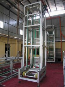 Fully-Automatic Vertical E or Z Type Lifting Conveyor for Carton/Box pictures & photos