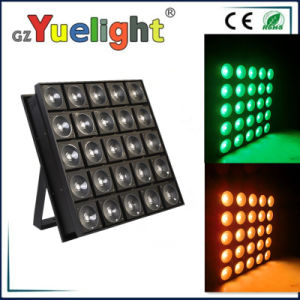25PCS 30W RGB 3in1 Stage Background LED Matrix Light pictures & photos