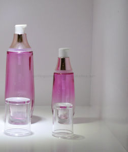 Colorful Cosmetic Glass Bottle for Skin Care Products, Qf-072 pictures & photos