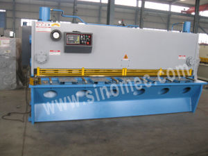 Hydraulic Shearing Machine QC11k-4X2500 pictures & photos