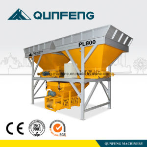 Qunfeng Concrete Batching Machine Pl800 pictures & photos