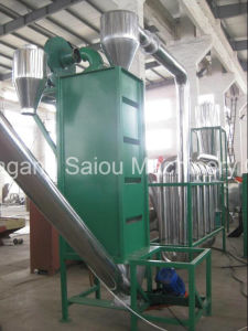 Waste Plastic Recycling HDPE Bottle Washing Line pictures & photos