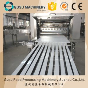SGS Certified Gusu High Efficiency Chocolate Enrobed Charleston Chew Bar Making Machine pictures & photos