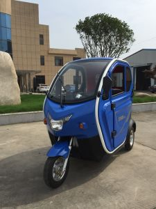 EV31 Closed Electric Tricycle, Electric Vehicle, Electric Car
