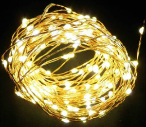 Newest LED Copper String Light