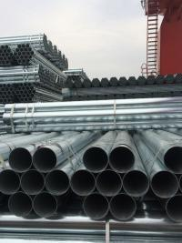 Hot DIP Galvanized Steel Pipe, Black Steel Pipe, Carbon Steel Tube pictures & photos
