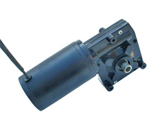 DC Worm Gear Motor in Chemical Industry pictures & photos