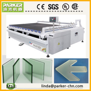 Laminated Glass Cutting Table Machine CNC Automatic pictures & photos