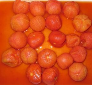 Best Selling Canned Peeled Tomato with Factory Price pictures & photos