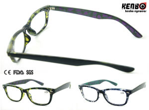 Hot Sale Fashion Reading Glasses for Lady, CE, FDA, Kr5200 pictures & photos