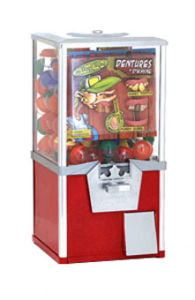 "20"" Classical Capsuled Toy Vending Machine (TR320) pictures & photos"