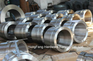 Forged Steel Sleeve Used for Machine pictures & photos