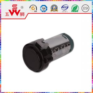 Black Movable Air Horn Motor with ISO9001 Certificate pictures & photos