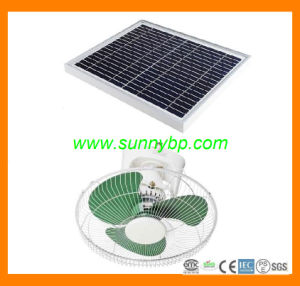 Newest Orbit Solar Ceiling Fan on Sales Promotion pictures & photos