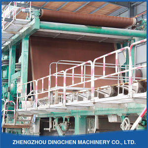 2880mm High Quality Top Liner Kraft Paper Making Machine pictures & photos