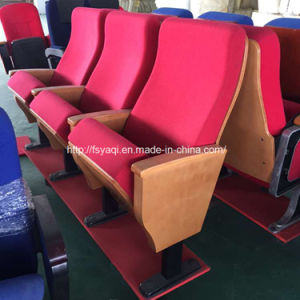 Most Popular Solid Wood Auditorium Chair Auditorium Seating Auditorium Seat Ya-01W pictures & photos