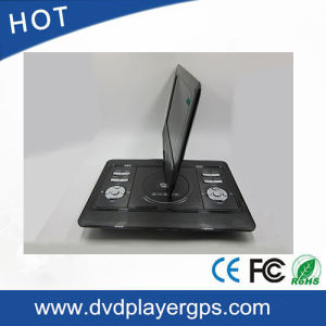 Rotatable Screen DVD Player with Game, FM pictures & photos