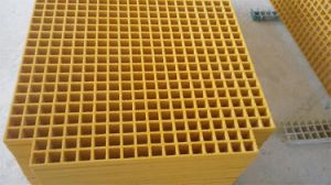 Tec-Sieve Gritted FRP/GRP Grating Sheets pictures & photos